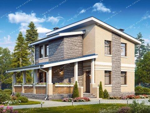 Проект дома 48-20