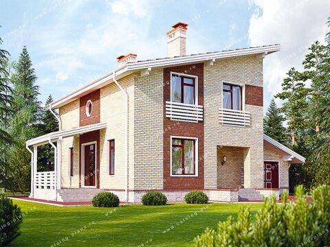 Проект дома 59-46