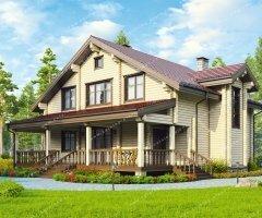 Проект дома 12-24