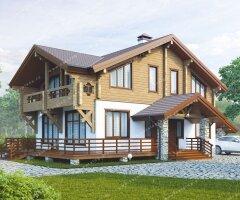 Проект дома 38-76