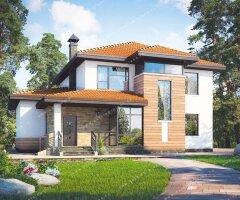 Проект дома 49-34