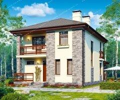 Проект дома 57-07