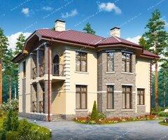 Проект дома 57-14