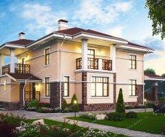 Проект дома 57-46