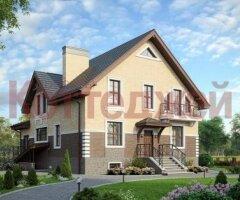 Проект дома 40-20
