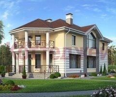 Проект дома 57-15Р