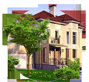 строительство загородных домов и дач под ключ